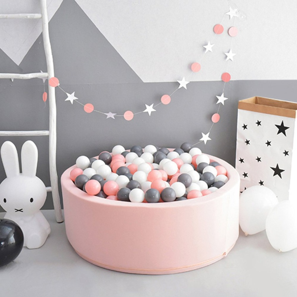 YARD Fencing Manege Round Play Ball Pool Game Baby Dry Pool Infant Ball Pit Play Ocean