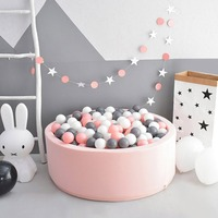 YARD Fencing Manege Round Play Ball Pool Game Baby Dry Pool Infant Ball Pit Play Ocean Ball Funny Playground Toddler Toy Tent