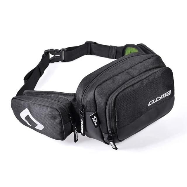 Motorcycle Sports Belt Pack Oxford Drop Waist Bag Rider Tool Bags Travel Waterproof