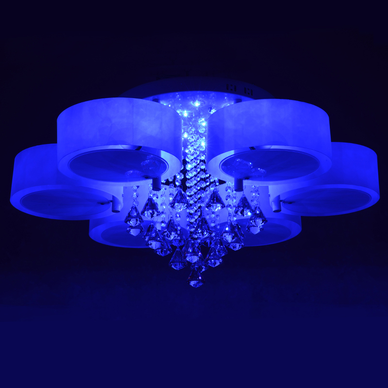 Aliexpress.com : Buy Crystal Led Ceiling lamps modern lampen ...