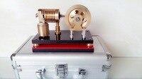 Огнеупорный Двигатель Стирлинга, металлическая модель двигателя, креативный подарок, подарок на день рождения