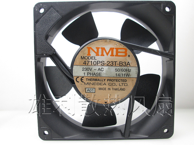 Bon Original NMB 4710PS 23T B3A 120*120*25MM 12cm AC230V 14/11W Cabinet Cooling  Fan In Fans U0026 Cooling From Computer U0026 Office On Aliexpress.com | Alibaba  Group
