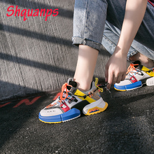 Fashion Trend Tenis Women Shoes Casual B
