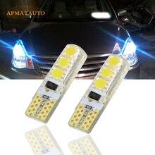 Пара светодиодный габаритный светильник лампа габаритного огня для Nissan LIVINA Pathfinder TEANA Qashqai Bluebird Sylphy Sunny TIIDA MURANO NV