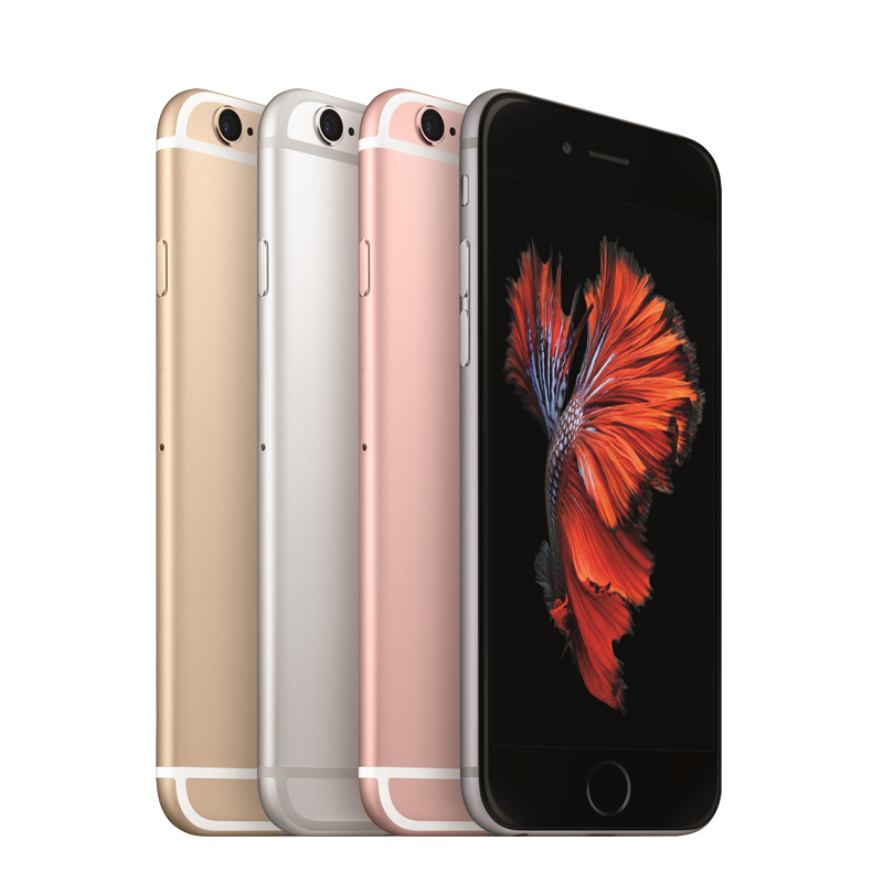 Купить с кэшбэком Original Unlocked  Apple iPhone 6S/iPhone 6S Plus Mobile phone 12.0MP 2G RAM 16/32/64/128G ROM 4G LTE Dual Core WIFI Cell Phones