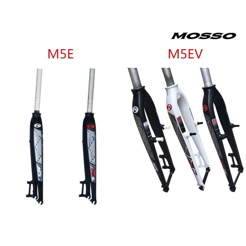MOSSO M5E M5EV 26 27 5 29 Straight Fork for MTB V Brake Disc Brake upgrade