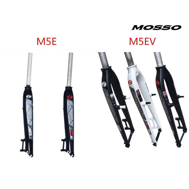 "MOSSO M5E M5EV 26 27.5 29"" Straight Fork for MTB V Brake Disc Brake upgrade from FK26 MD2 MD5-in Bicycle Fork from Sports & Entertainment    1"
