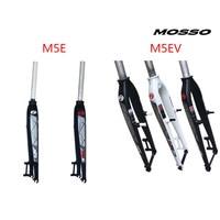 MOSSO M5E M5EV 26 27.5 29 Straight Fork for MTB V Brake Disc Brake upgrade from FK26 MD2 MD5