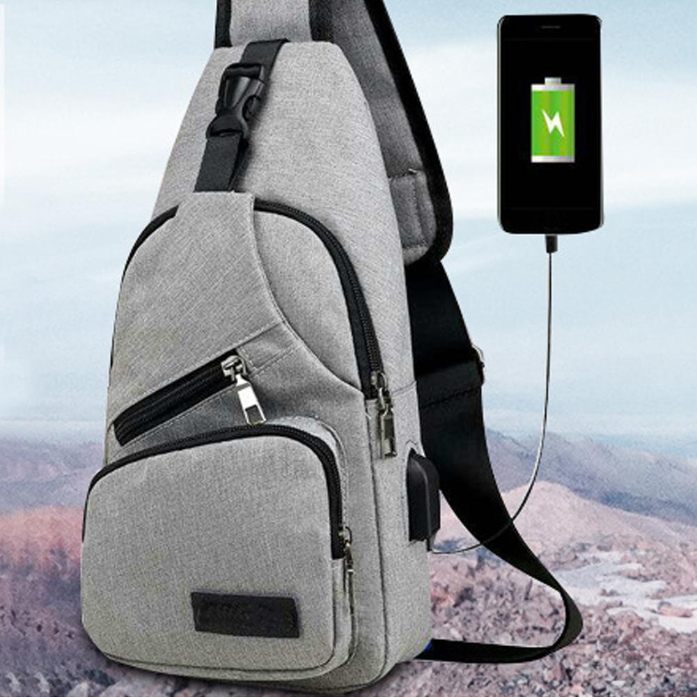 New Luxury  Bags Designer  Bolsos Mujer Men's School Bag Ubs Charging Modern Shoulder Crossbody #4