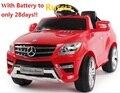 Envío libre a rusia Gran Stock Vienen!! 4 coche de juguete bebé coche de control remoto 4runner bicicleta eléctrica niño batería de coche sedán qx7996