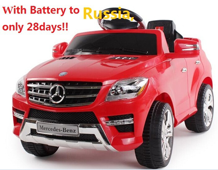 Free shipping to russia Big Stock Come 4runner electric bicycle child remote control car baby toy
