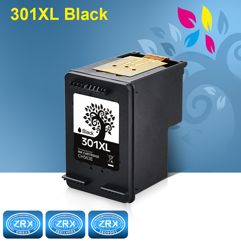 1pcs black ink cartridge for hp301xl hp 301 301xl hp301 ch563e hp deskjet 1050 2050 3050 2150. Black Bedroom Furniture Sets. Home Design Ideas