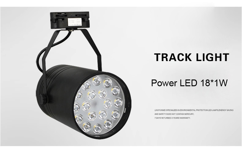 Led Cylinder Track Lighting 15w18w Indoor Industrial Underground Lamps Jewelry Showcase Exhibition Lampara In From Lights