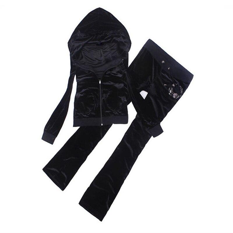 Velours Costume 5 Et Survêtement 9 Tissu 1 Marque Pantalon 2018 8 Printemps  De 4 3xl 2 6 Survêtements automne Or Femmes ... b130620a2b4