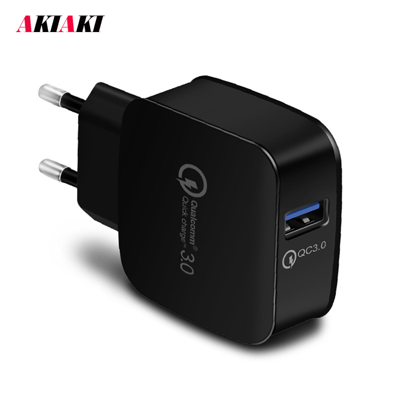 BATSEY Qualcomm 3.0 Phone Charger Quick Charge 3.0 USB Charger QC 3.0 2.0 Wall Charger Travel Adapter for Samsung S8 S7 S6