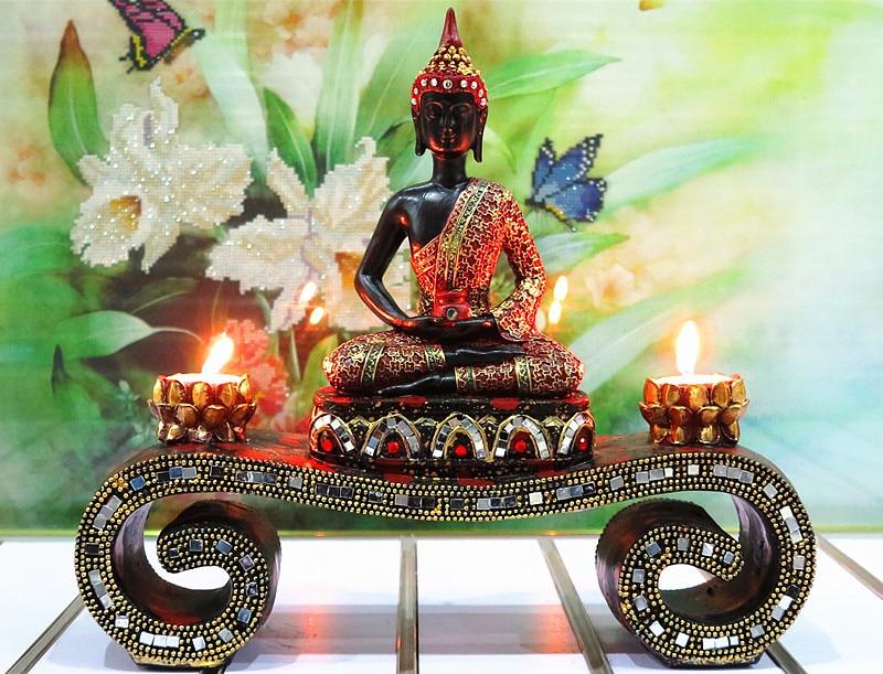 Buddha Statues Home Decor. Lord Buddha Statue Polystone Statue