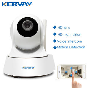 Kervay HD Surveillance Home CCTV Camera Wifi Camera With