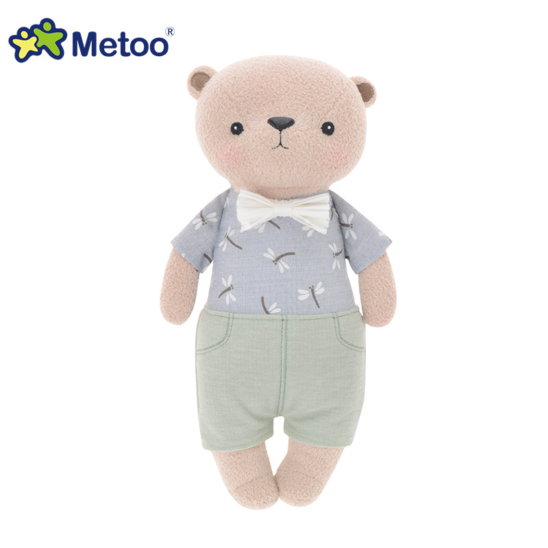 Kawaii Stuffed Plush Animals Cartoon Kids Toys for Girls Children Baby Birthday Christmas Gift Accompany Sleep Metoo Doll japan domo kun creative kawaii plush toys domokun film cartoon plush stuffed doll baby infant child toys birthday xmas gift dash