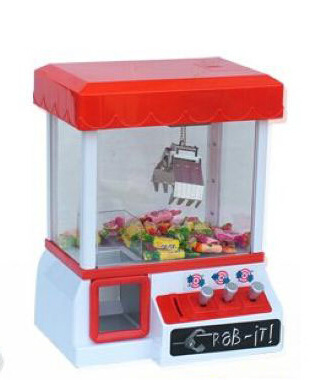 ФОТО Newst Personalized Creative Electric Arcade Cabinet Game Music Timer Control Coin Acceptor Crane Operated Games free shipping