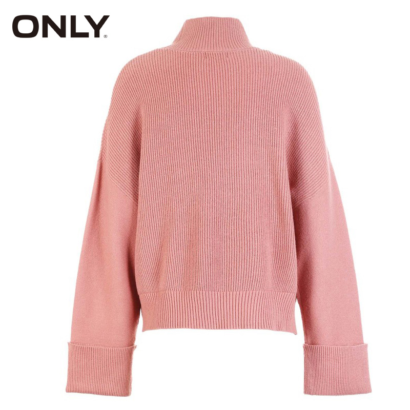 ONLY new women turtleneck sweater 118113533 in Pullovers from Women 39 s Clothing