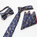Envío Gratis Poliéster Flaco Corbata Corbatas 3 unids/set Hombres Traje de Boda Delgado Lazo del Color Corbata Classic Casual Tie WTS004