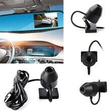 1pc new Black Plastic Mini USB Front View Camera HD Car DVR Recorder Camera for Android