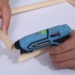 Image 5 - Youpin Tonfon Wireless Hot Melt Glue Gun Stick Industrial Mini Guns Thermo Electric Heat Temperature Tool for 7mm Diameter