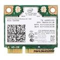 Novo para Intel Dual Band sem fio - AC 7260 7260HMW 7260AC metade Mini PCI - e wi fi bluetooth4.0 2.4 G / 5 GHZ 802.11ac cartão SPS 784639 - 005