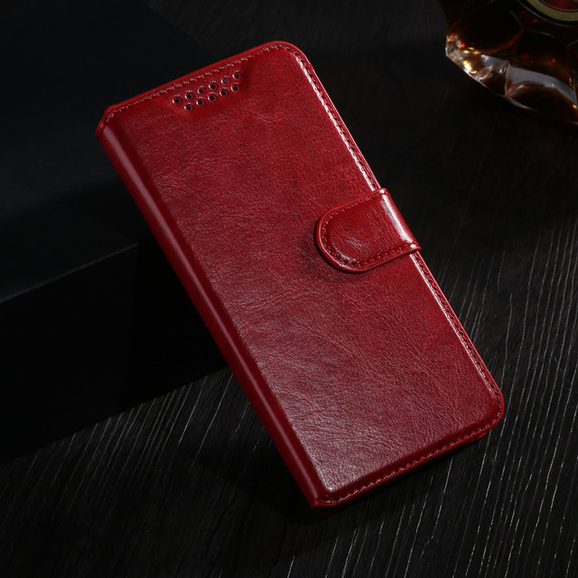 Coque Flip Case For HTC Desire 326G / Desire 526 526G dual sim 526G+ Leather Wallet Phone bag Pouch Skin Card Holder Back Cover