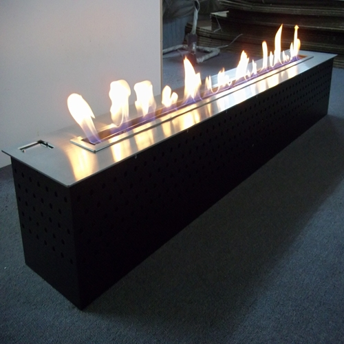Indoor insert ventless Automatic Bioethanol Fireplace/Burner AF150 ...