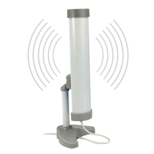 Original Long Range High Power ( 5800MW ) 58DBI Clipper Wireless Wifi Adapter Antenna High Sensitivity U0302