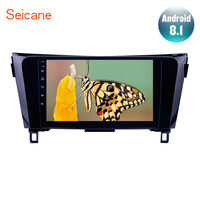 Seicane Android 8.1 9 inch Car GPS Navigation Radio For 2013 2014 Nissan X Trail Multimedia Player Support DVR TPMS DAB+