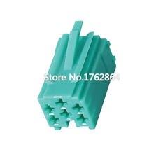 6 контактные Автомобильные пластиковые разъемы с клеммами dj7061ya