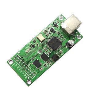 Image 5 - Interfaz de Audio Digital I2S, U8, XU208, XMOS, USB, actualización de cristal, módulo Amanero asíncrono para decodificadores C6 006