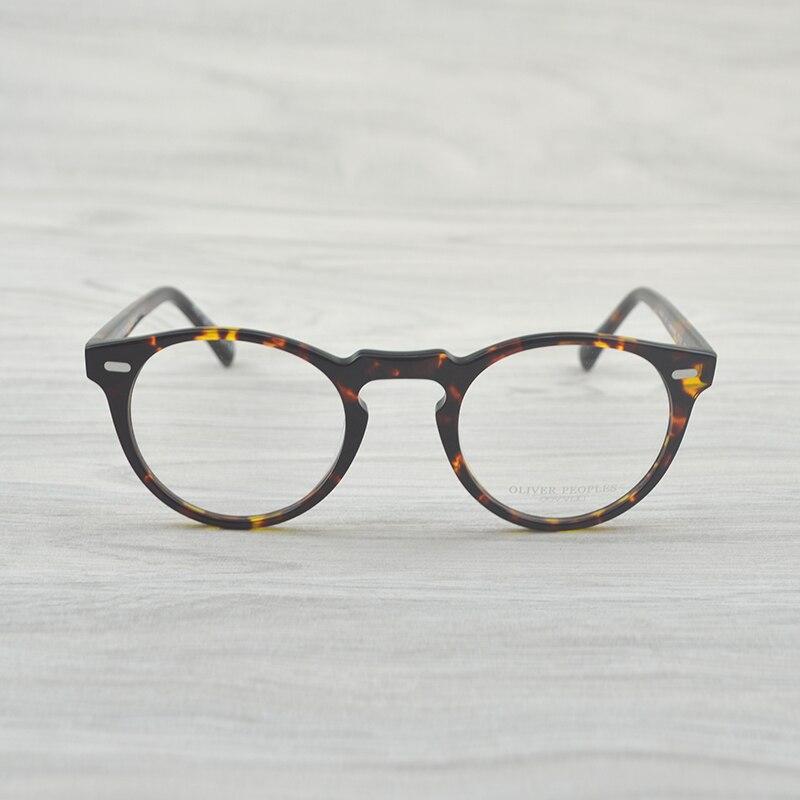 Image 2 - Chashma خمر النظارات البصرية إطار خلات OV5186 نظارات أوليفر نظارات للقراءة النساء والرجال إطارات نظارات-في إطارات النظارات من الملابس والإكسسوارات على AliExpress
