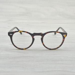 Image 2 - Chashma Vintage Optik Gözlük Çerçevesi Asetat OV5186 Gözlük Oliver okuma gözlüğü Kadınlar ve Erkekler Gözlük Çerçeveleri