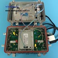 EOC Master (ONU + EOC) com um módulo e módulo de uma ONU Aplica a CATV EOC master/Acesso à internet/VOD/IPTV/sistema do monitor Da Câmara