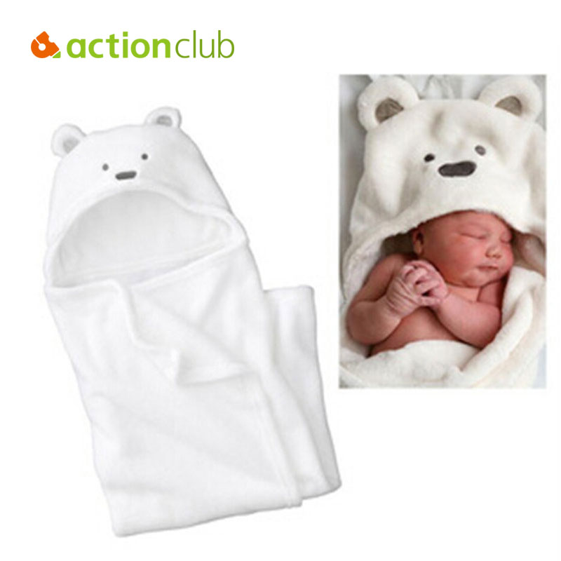 Actionclub Baby sleeping bag baby clothing sets envelope for newborns baby fashion Sleeping bag cute cartoon baby bedding set