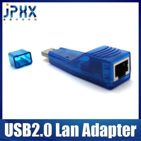 Free Shipping  10/100MB Wireless network adapter  RJ45 USB2.0 network card With High Speed