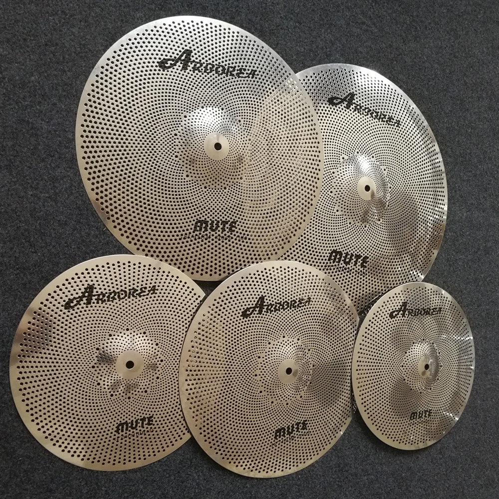 New design mute cymbals,cymbal set half hand made b8 cymbals drum cymbal