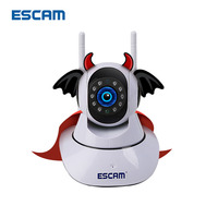 Escam G02 Mini WiFi IP Camera Wi Fi HD 720P CCTV Security Camera P2P Video Camcorder