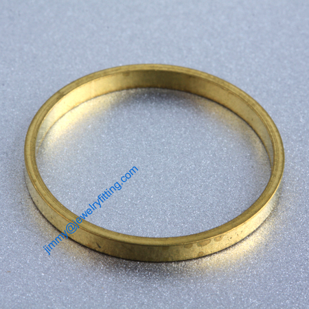 1000 PCS Raw Brass 22*2*1mm copper Rings fashion jewelry findings jewellry Connectors Quoit