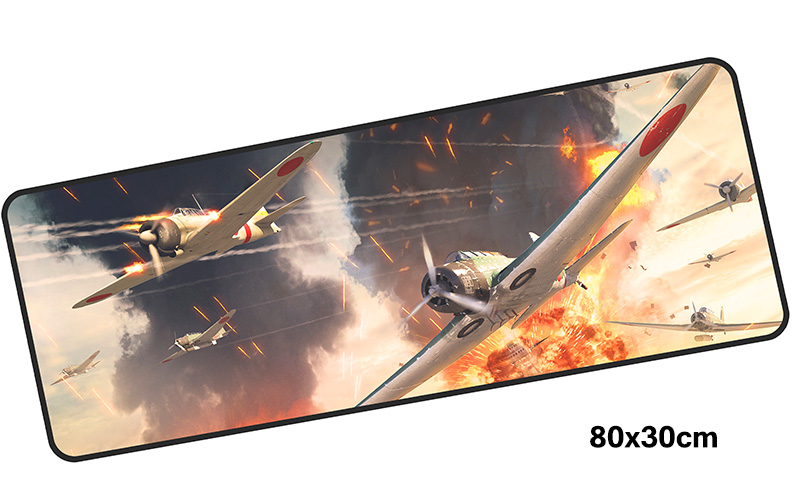 war thunder mousepad gamer 800x300X3MM gaming mouse pad large Personality notebook pc accessories laptop padmouse ergonomic mat