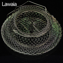 Lawaia Anti-hanging Folding Wire Fishing Does Not Hang Fish Anti-corrosion Rust High Carbon Steel Wear-resistant Gear