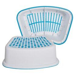 2 قطعة/المجموعة خطوة البراز متعددة الوظائف الأطفال الحمام البراز مقاومة للإنزلاق خطوة منصات حمام درج كرسي مرحاض