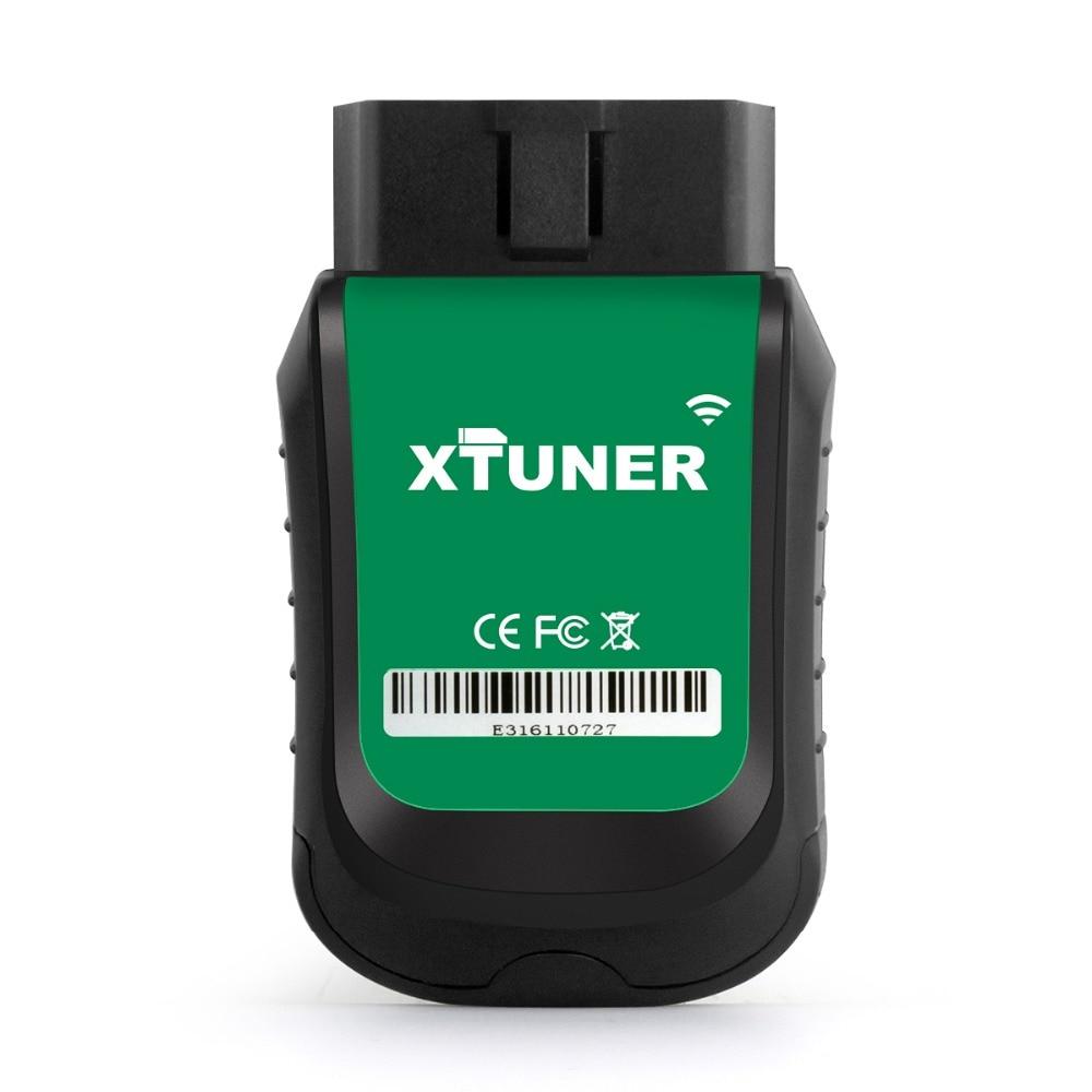 XTUNER E3 Easydiag OBDII Vpecker E3 Volledige System OBD 2 OBDII Auto Diagnose Scanner VPECKER WIFI - 3