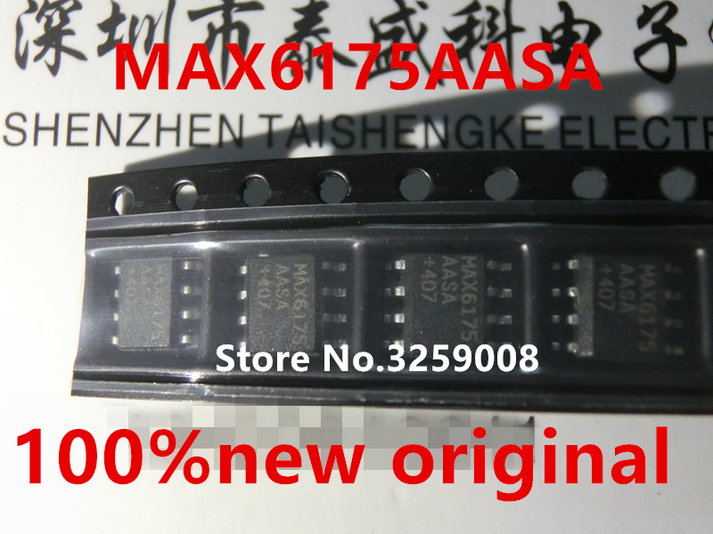 Цена MAX6175AASA+