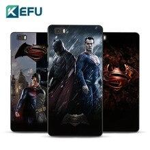 For P8 lite case Superman VS Batman hard PC cover for fundas Huawei P8 lite case 2016 new arrivals coque for Huawei P8 lite