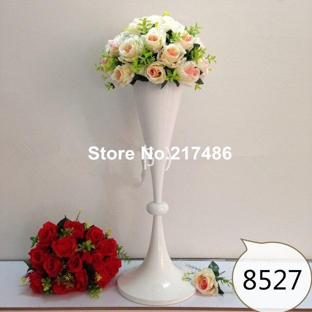 Flower Centerpiece Wedding Big Flower Vase Centerpieces In Glow