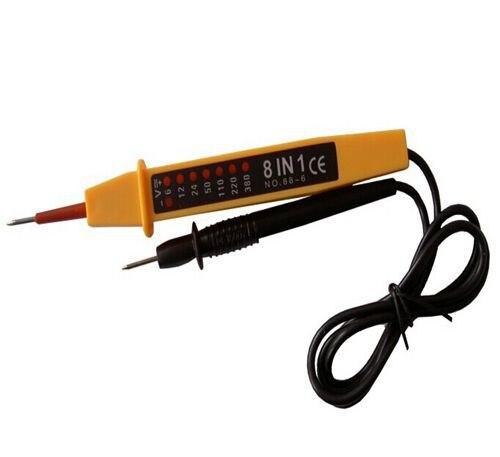 num rique lectrique voiture test crayon stylo avec fil 8 en 1 tension testeur dans. Black Bedroom Furniture Sets. Home Design Ideas